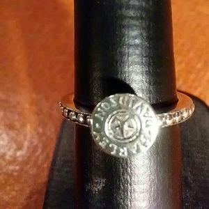 Harley Davidson sterling silver ring